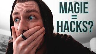 Q&A: MAGIE nur durch HACKS möglich??? | Max Vowinkel