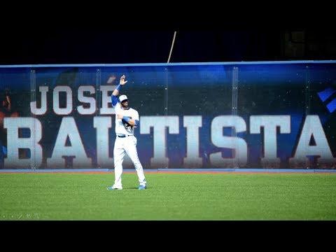 José Bautista - Thank You | Blue Jays Boys of Summer