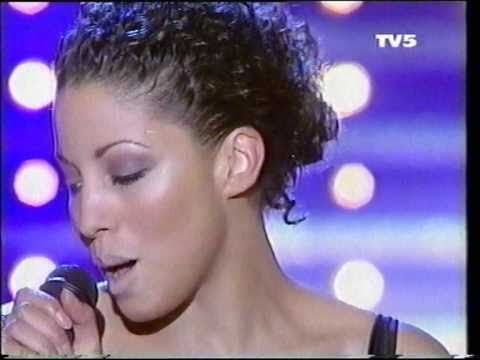 Jessica Folcker - Tell Me What You Like  (Live French Tv 1998)