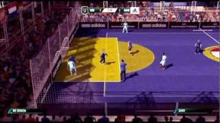 Fifa street 2012 gameplay