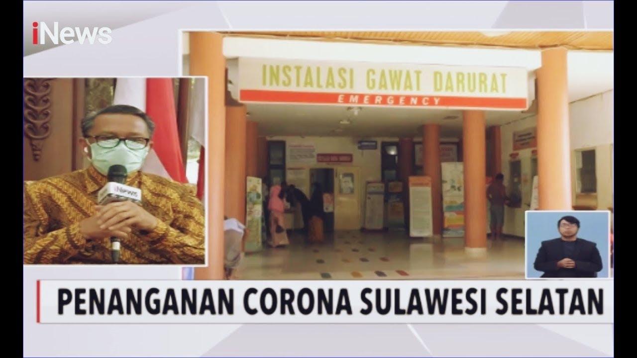 Gubernur Sulsel Sebut Sudah Terapkan PSBB Terkait Virus Corona – iNews Siang 07/04
