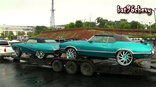 "HIS & HERS: '72 Olds Cutlass on 26"" Forgiatos & '69 Buick Skylark on 28"" Forgiatos - HD"