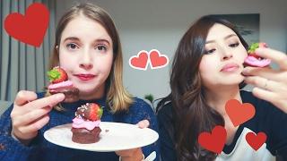 Valentines Day With Mai   簡単な手作り洋菓子!(お子様と一緒につくれる!)