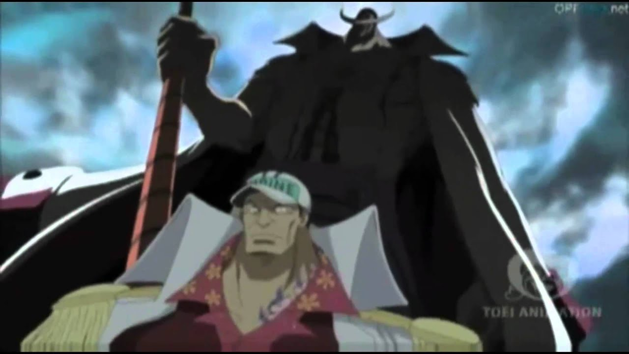 One Piece Ace Und Whitebeard Friden HD