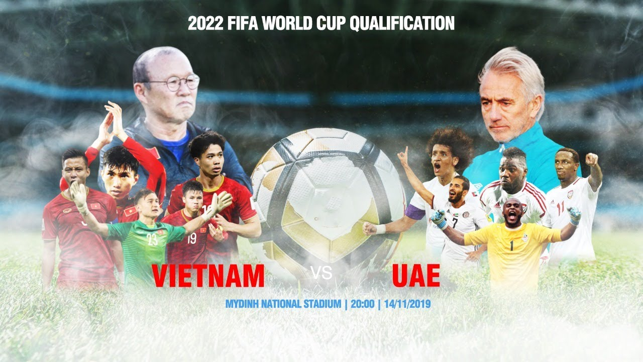 Xem lại Việt Nam vs UAE highlights & video full match