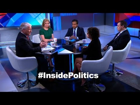 """Inside Politics"" Forecast: Trump trust factor"