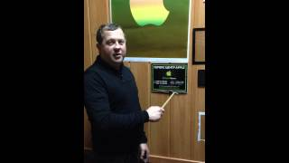 Шок!!! Iphone замена стекла в Киеве. Бронированное стекло! Посмотри видео!(Сервисный центр в Киеве (сайт http://myapplespace.com.ua/) предлагает своим клиентам замену стекла iphone 4 5 6 4s 5s 6 plus на..., 2014-12-11T14:06:54.000Z)
