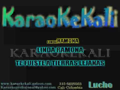 JOSE BELLO RAMONA KARAOKE DEMO