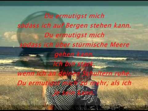 up to you deutsch