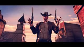 Desperados III Ankündigungs Trailer