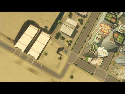Cities:Skylines-Mass Destruction|Natural Disasters DLC|(Pt.1) |