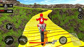 Dirt Bike Racing Games / Offroad Bike Race 3D Forest / Android GamePlay screenshot 5