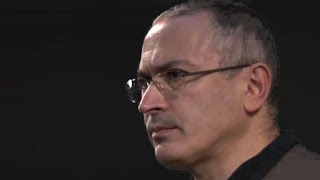 Mikhail Khodorkovsky: You cannot punish people for exercising their rights