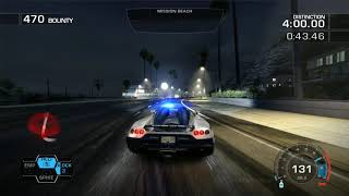 [Need for Speed : Hot Pursuit] (P43) MISSION BEACH - HARD TO HANDLE