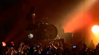 (end of) Semi Automatic - Josh Drumming - Twenty One Pilots - Bogarts - Live - 10/25/2013