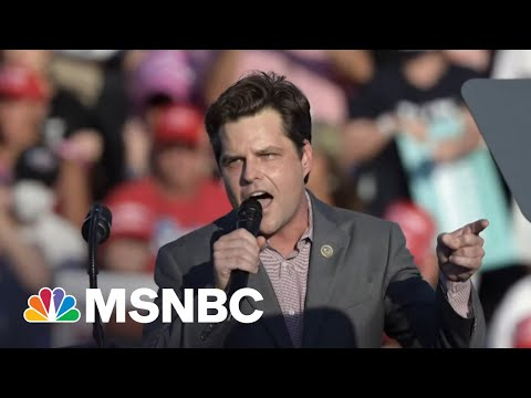 Looking Back At Matt Gaetz's Controversial Track Record | All In | MSNBC