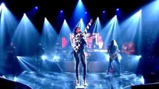 Rihanna - What Now [ Live at Alan Carr HD ]