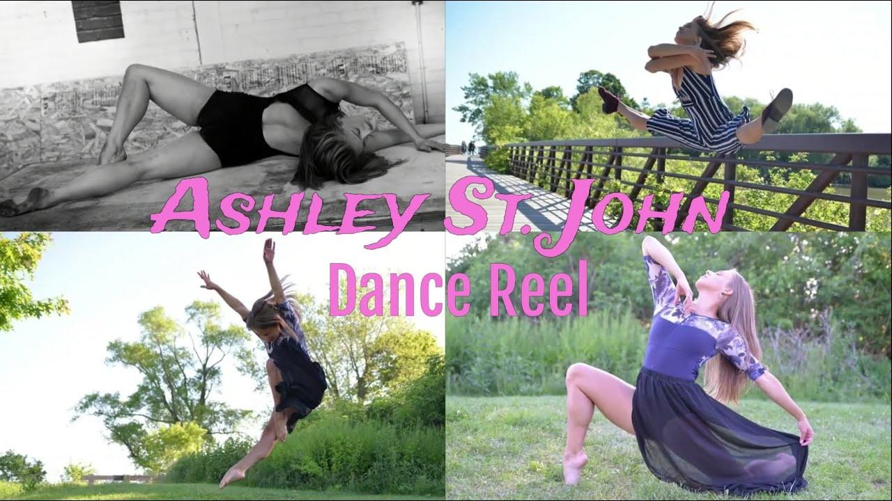 Ashley St. John Dance Reel 2020