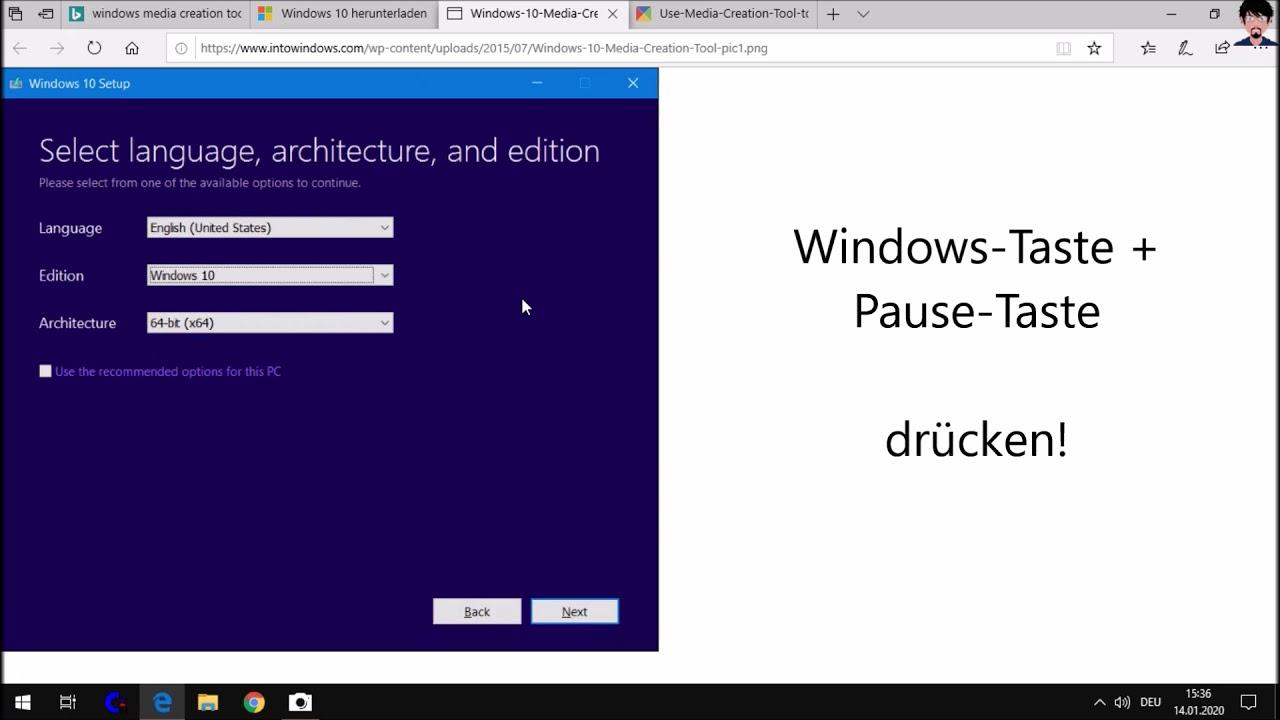 Windows 7 Update Auf Windows 10