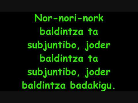 nor-nori-nork gozategi