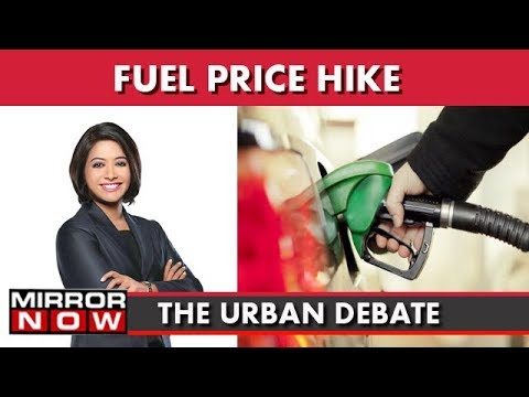 Fuel Price Hike, Middle Class Worried I The Urban Debate Wit