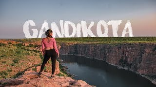 Gandikota - The Grand Canyon of India Travel Guide | Andhra Pradesh Tourism | Incredible India
