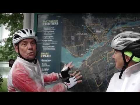 Une virée en Outaouais / Tous à vélo / S01 E04