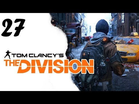 Tom Clancy's The Division - Part 27: Uplink Repair in Hudson Yards