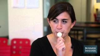 Tricking People Into Eating Breast Milk Lollipops