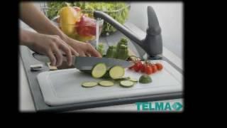видео Мойка для кухни Longran Ultra ULS 615.500 15