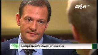 (VTC14)_Tăng cường không kích tại Syria có giải quyết được bài toán khủng bố?