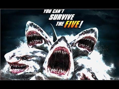 5Headed Shark Attack:
