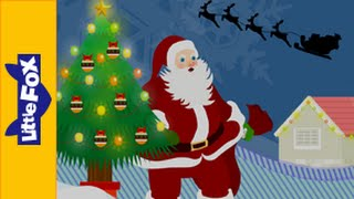 The Night Before Christmas | Learn English with Animated Stories by Little Fox