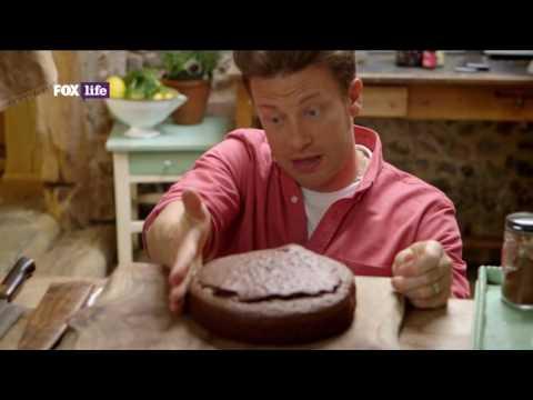 Джейми Оливер шоколадный торт!