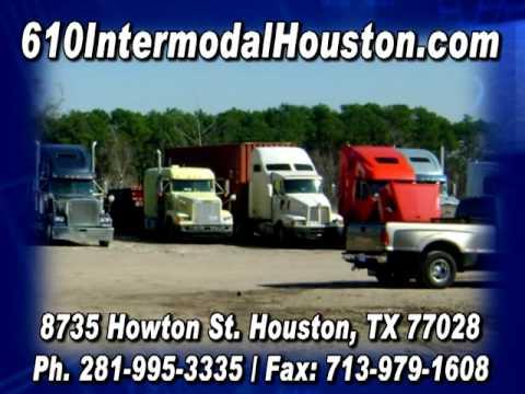 610 Intermodal Houston Container Storage