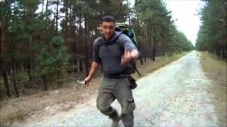 """""""Survival Mattin"""" beginnt seinen ersten Survival Selbstversuch"""
