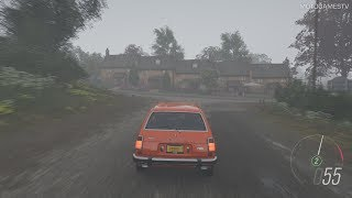 Forza Horizon 4 - 1974 Honda Civic RS Gameplay