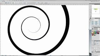 Vector Swirls and Florals - Illustrator Width Tool Tutorial