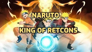 How Retcons Changed Naruto