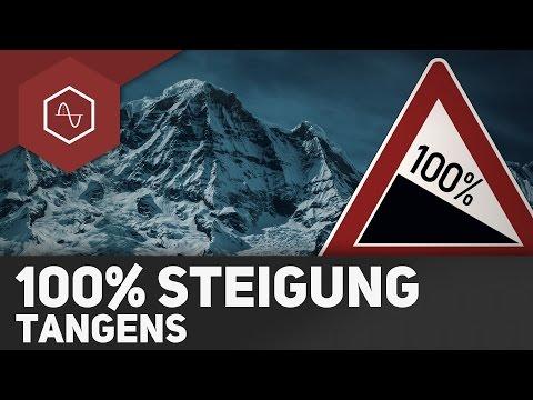 100% Steigung? - Tangens ● Gehe Auf SIMPLECLUB.DE/GO & Werde #EinserSchüler