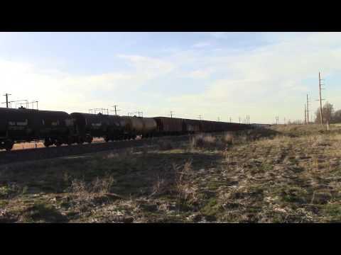 """January Train """"Ho-Down"""""""