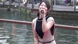 2016/09/24 17時30分~ とんぼりSTREET FESTA 道頓堀 とんぼりリバーウ...