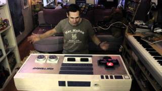 Chez Marcus & 10up Deluxe - Star Wars R2d2 Giant Coffee Table Nes Controler !!