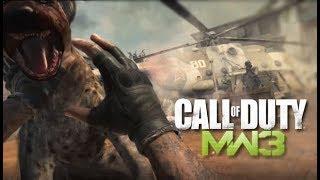 Call of Duty Modern Warfare 3 Sniper Mission Gameplay