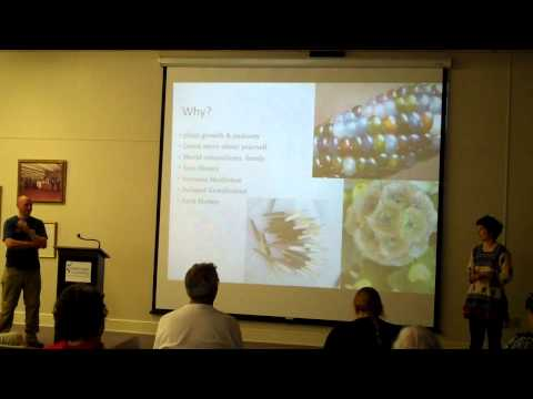 Seed Savers Library Overview