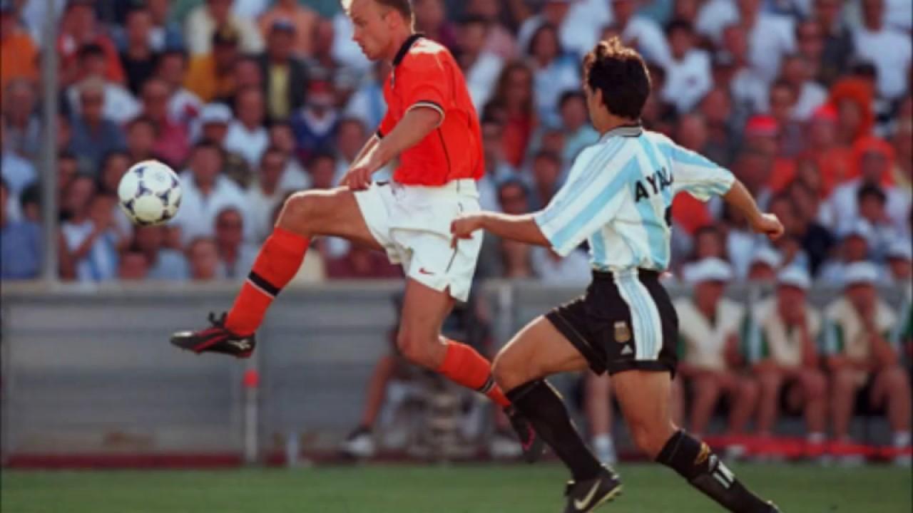 Dennis Bergkamp Football's Greatest