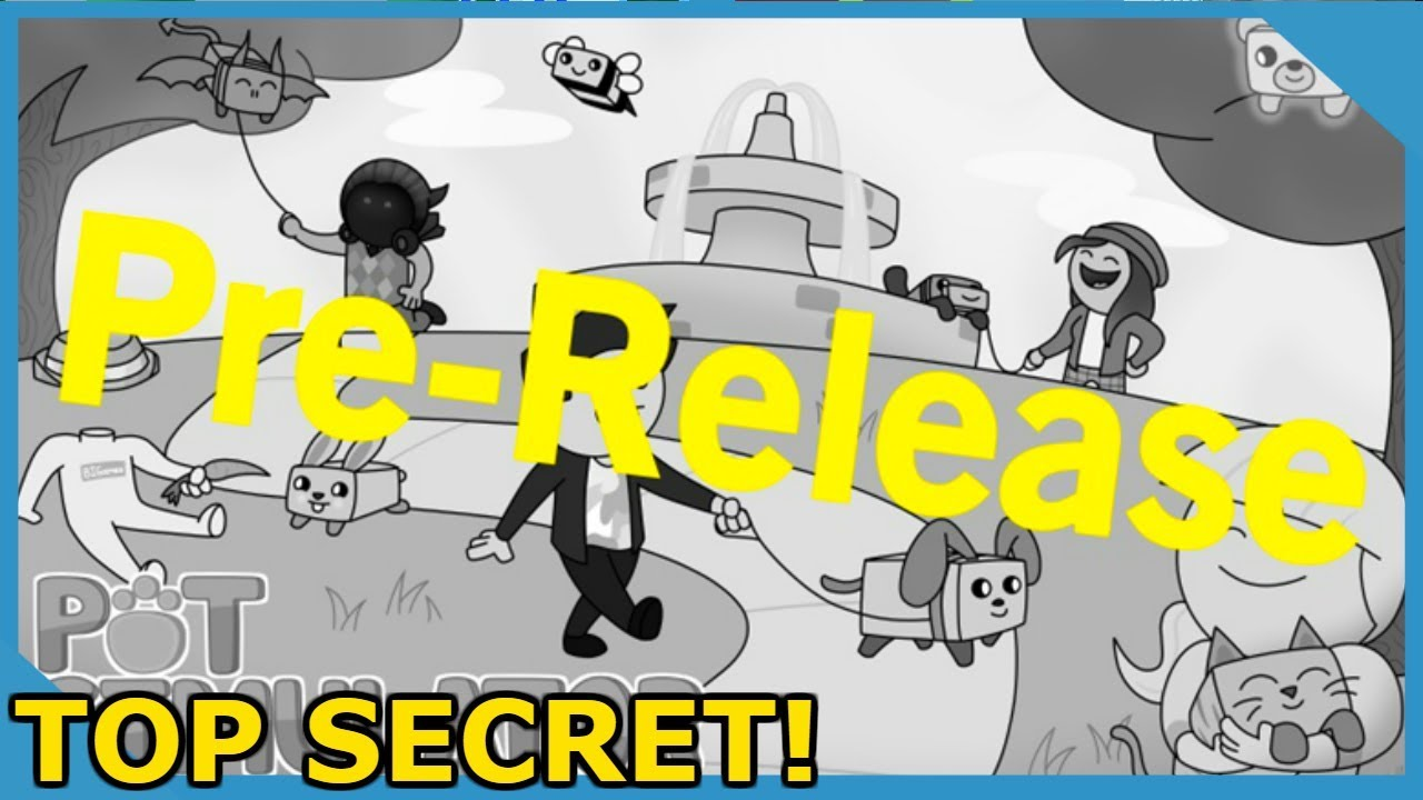 Secret Pet Simulator Server *EARLY UPDATES* Roblox - YouTube