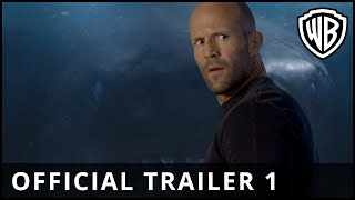 The Meg (2018) - Official Trailer - Jason Statham