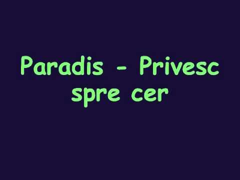 Paradis   Privesc spre cer