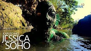Kapuso Mo, Jessica Soho: Barobo River sa Surigao del Sur, pinamamahayan umano ng isang siyokoy?!